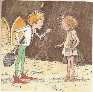 Children's Literature Book Reviews / The Paper Bag Princess