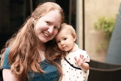 Photo by Little Heartstrings Photography (Mommy and D)