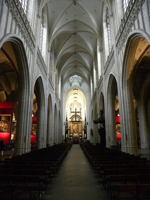 The Cathedral of our Lady Antwerp Demuinck Pardon