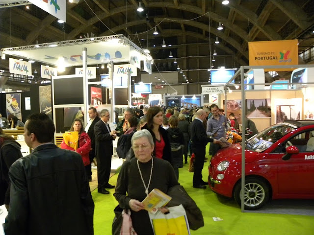 Holiday Fair Brussels Vakantiesalon Brussel Belgium Demuinck Pardon