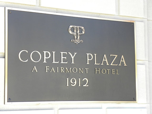 Copley Fairmont Hotel Boston