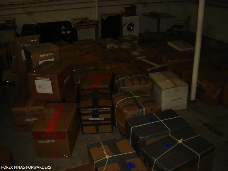 Forex Pinas Forwarders Balikbayan Boxes Delivery For 06