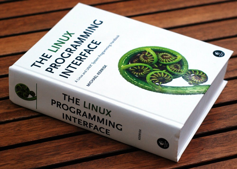 Linux man-pages: The Linux Programming Interface is released