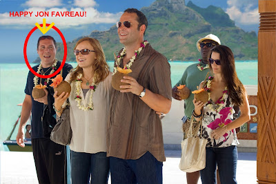 Jon Favreau's Couples Retreat Movie