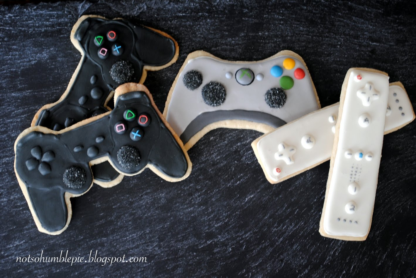 controller cookies xbox ps3 wii