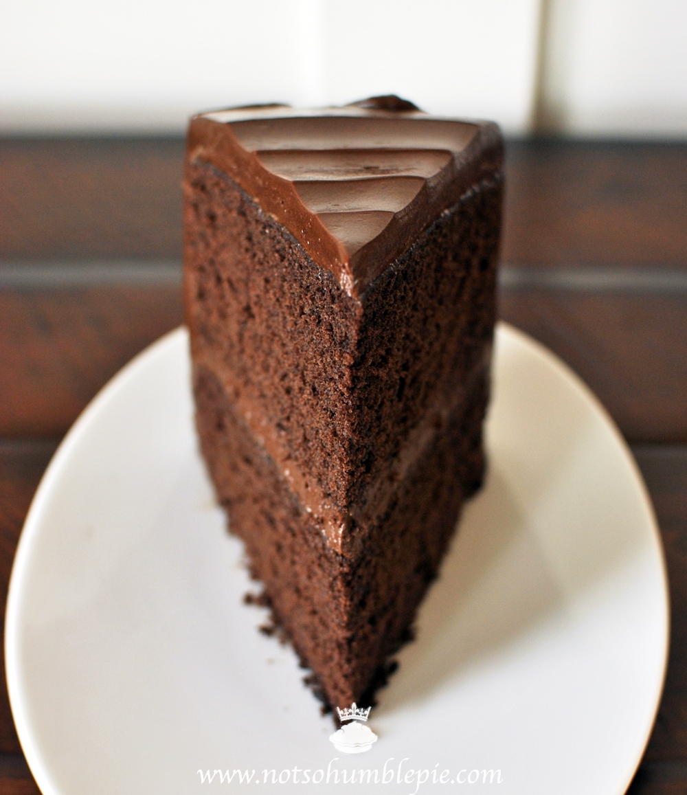 Best Fancy Chocolate Cake Recipe