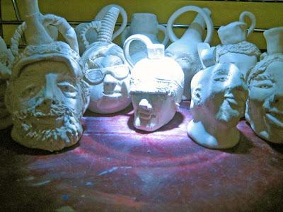 Work in Progress: Local Talkers – Liz Crain Ceramics