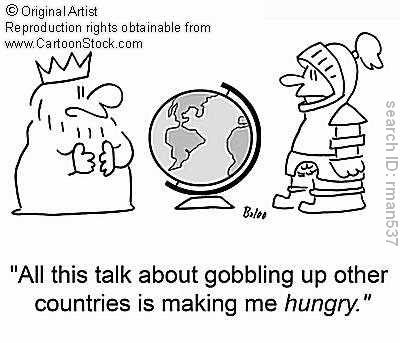 Global Studies 3 Culinary: HW# 9-2 Create a Political Cartoon