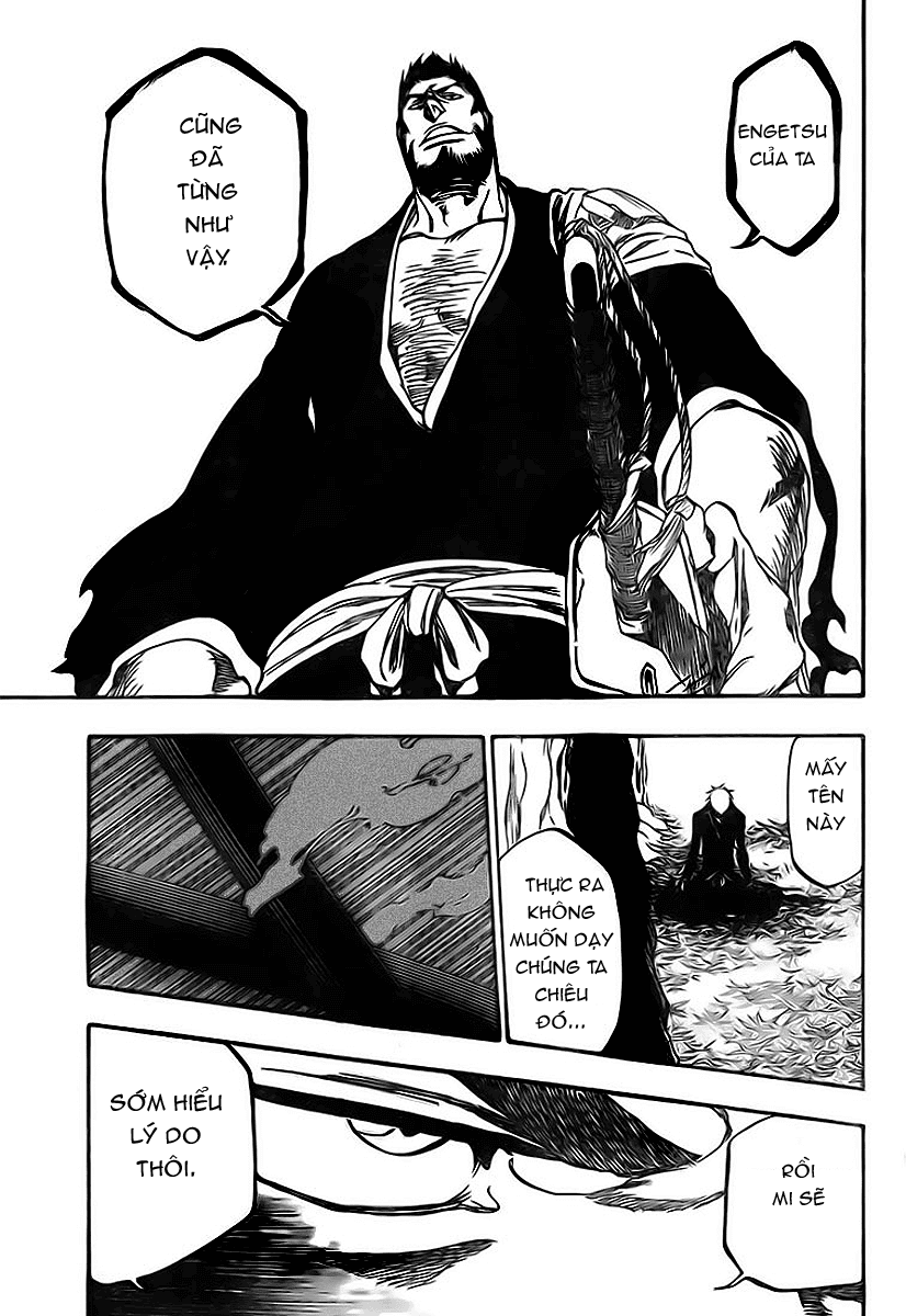 Bleach chapter 409 trang 13