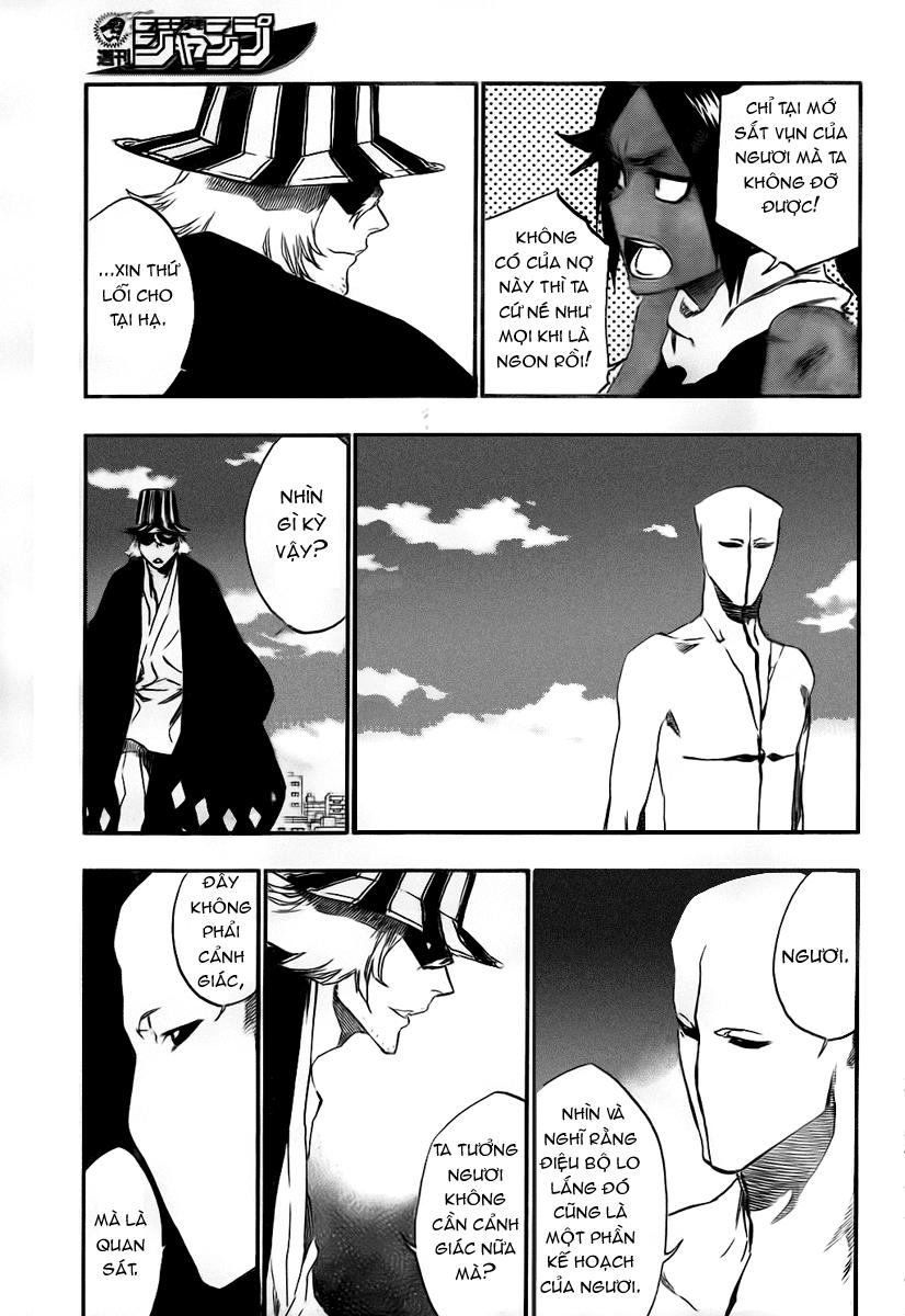 Bleach chapter 405 trang 7