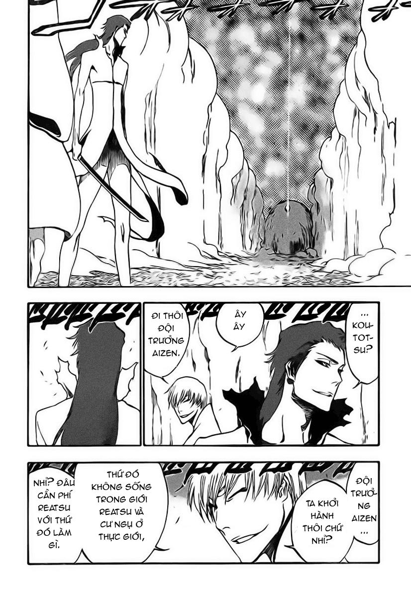 Bleach chapter 407 trang 2