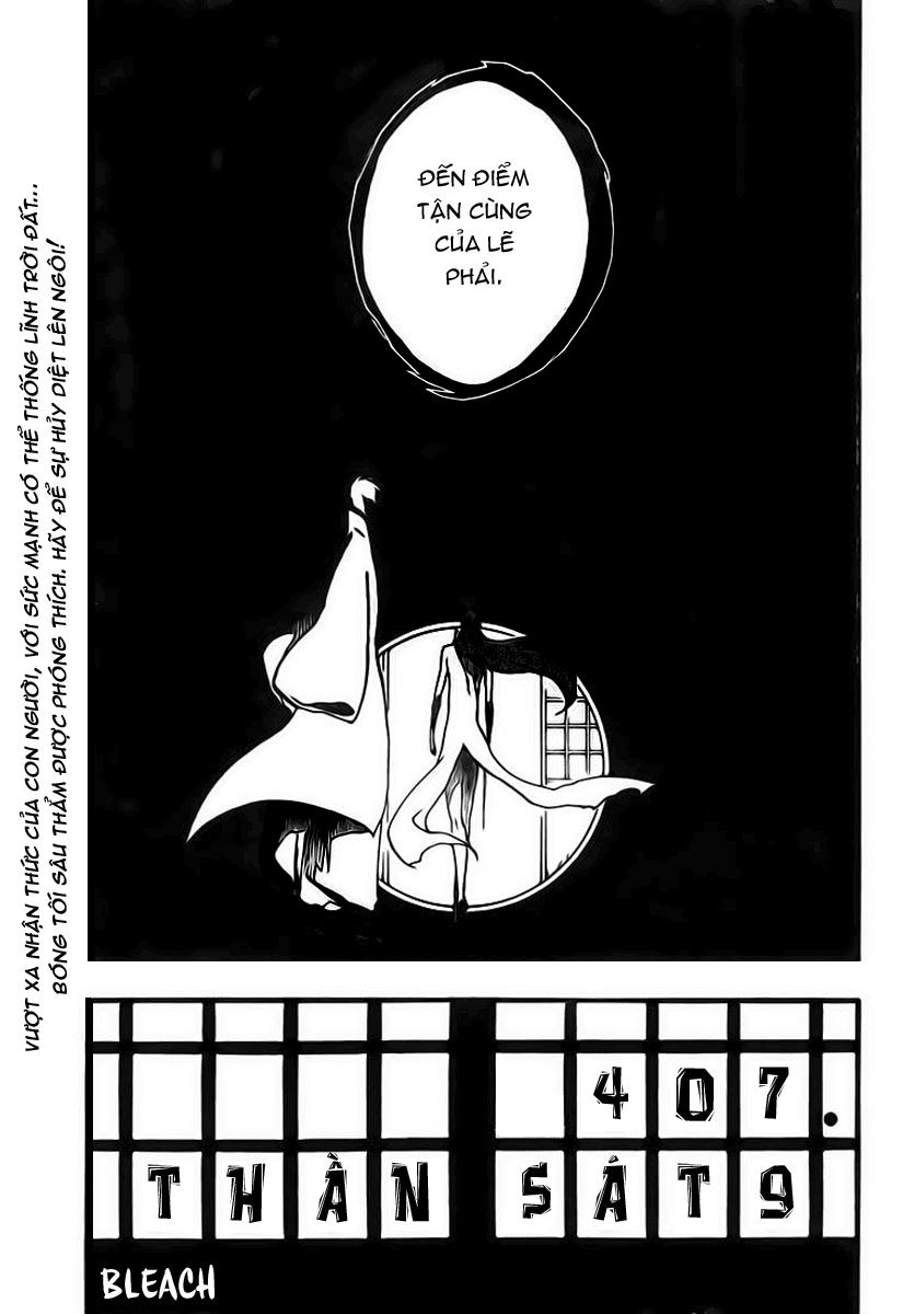 Bleach chapter 407 trang 5