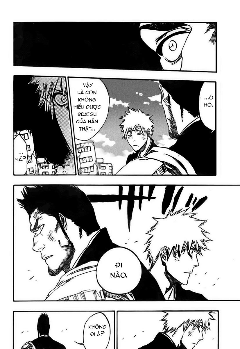 Bleach chapter 407 trang 8