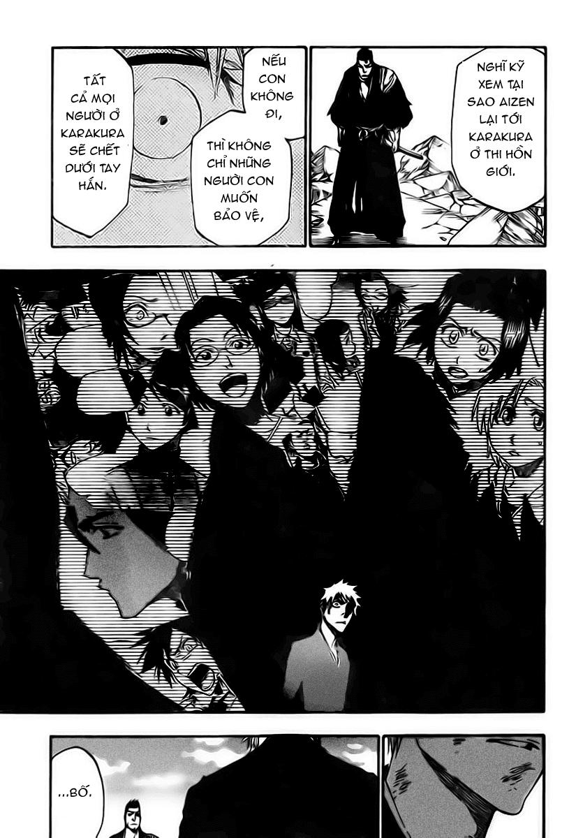 Bleach chapter 407 trang 11