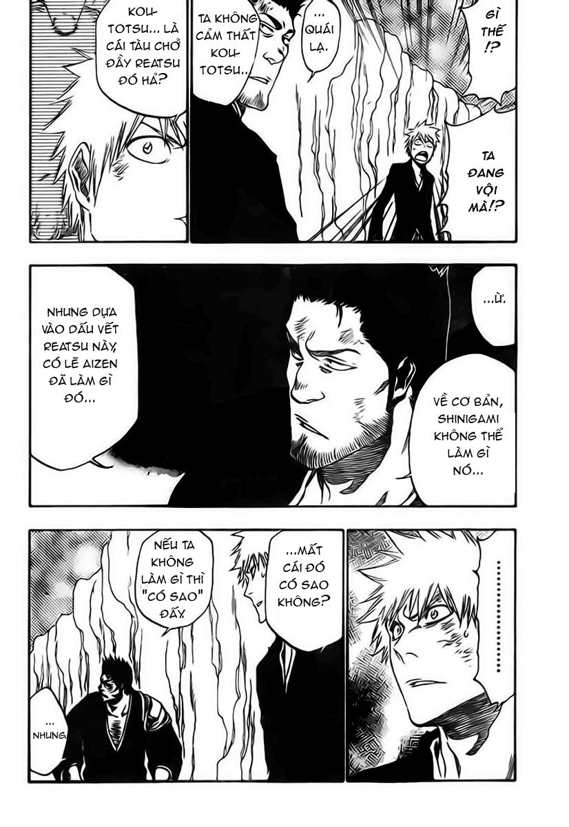 Bleach chapter 407 trang 16