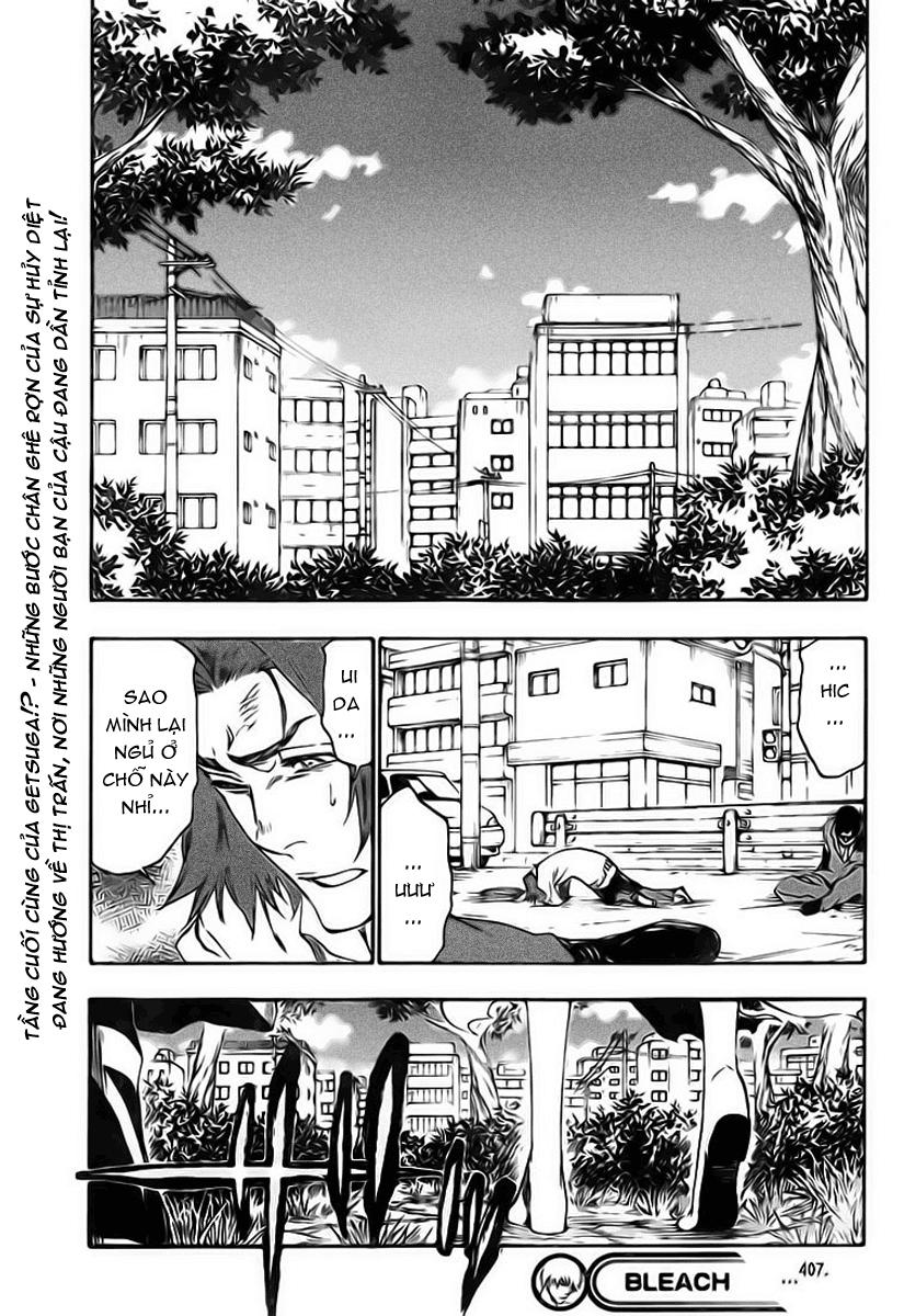 Bleach chapter 407 trang 19