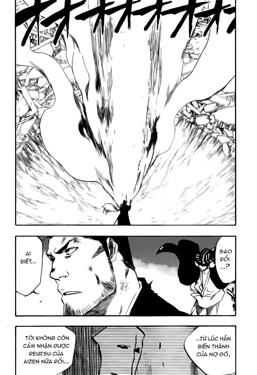 Bleach chapter 406 trang 2