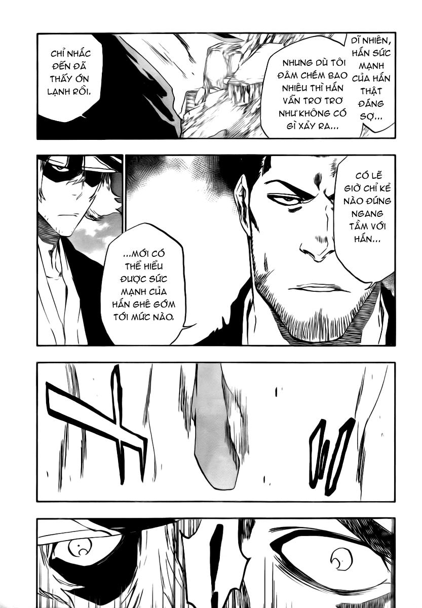 Bleach chapter 406 trang 3