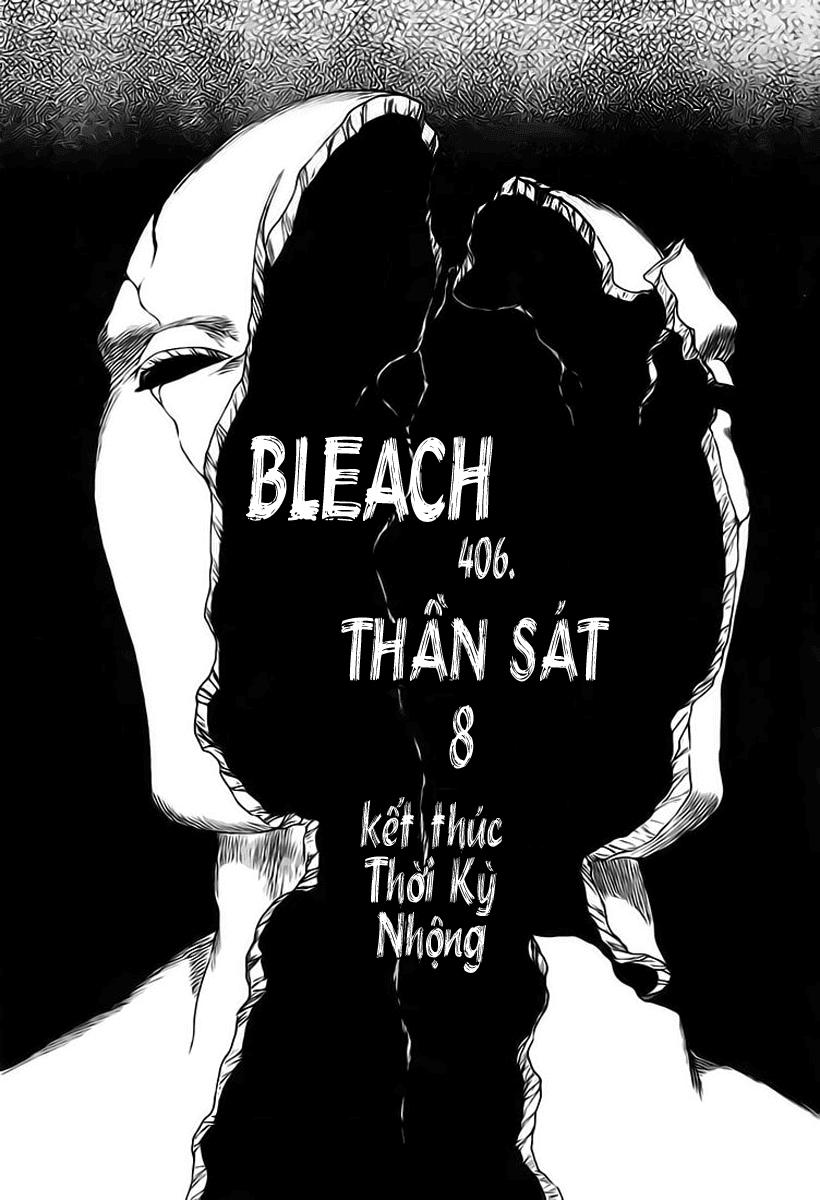 Bleach chapter 406 trang 6