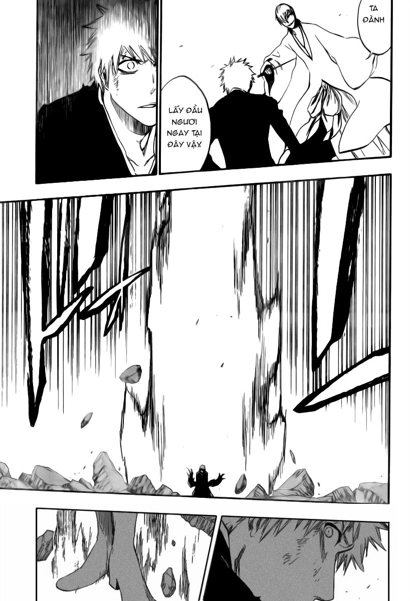 Bleach chapter 406 trang 11