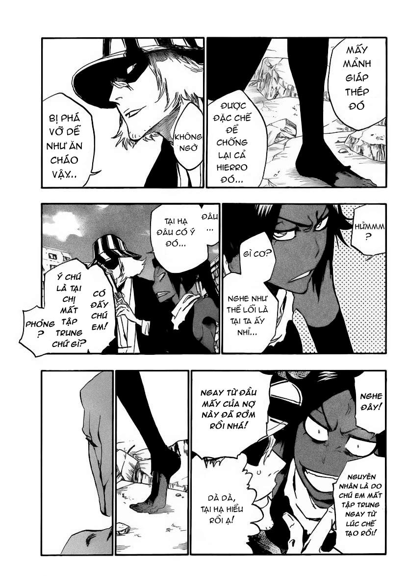Bleach chapter 404 trang 5