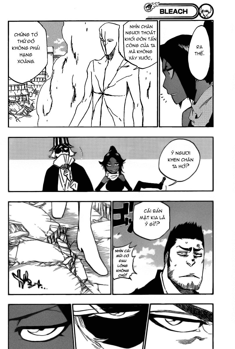 Bleach chapter 404 trang 6