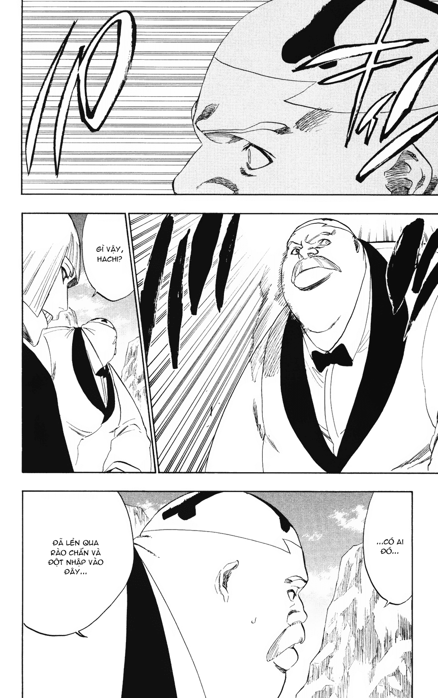 Bleach chapter 205 trang 11