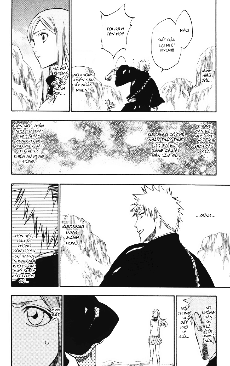 Bleach chapter 205 trang 17