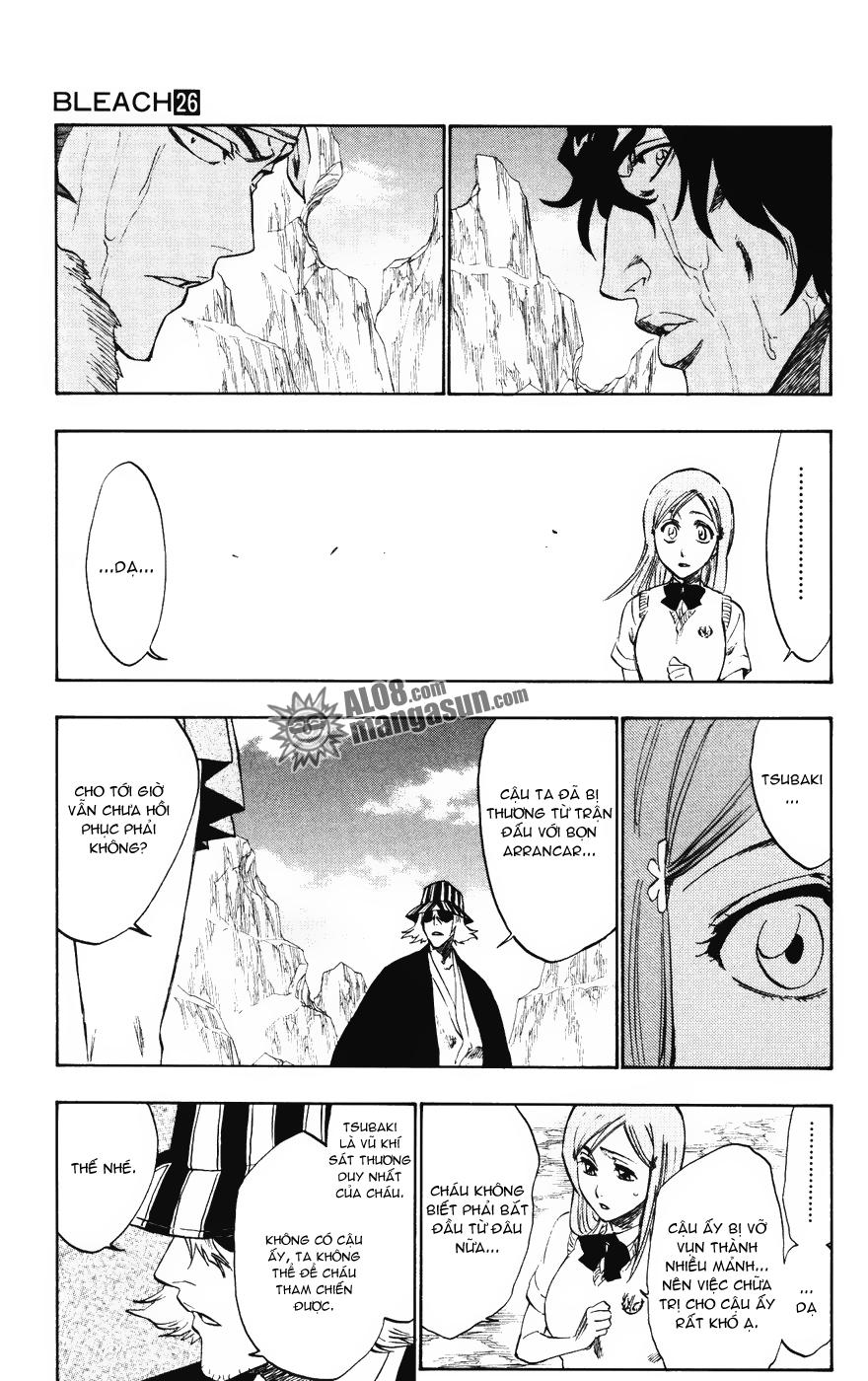 Bleach chapter 227 trang 14