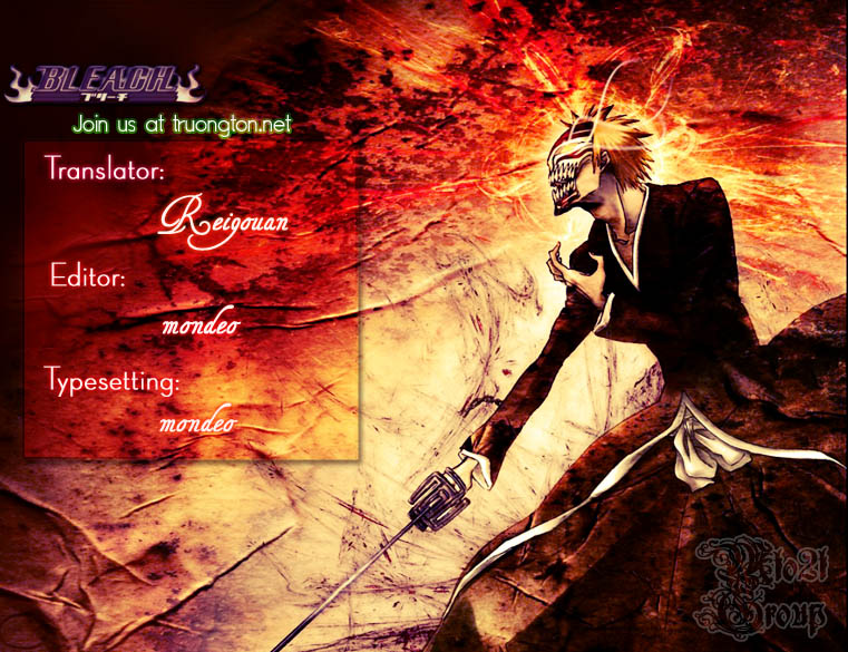 Bleach chapter 364 trang 19