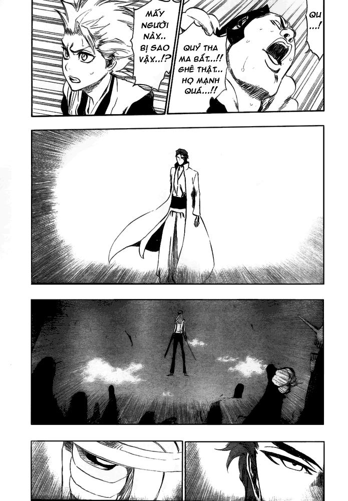 Bleach chapter 366 trang 15