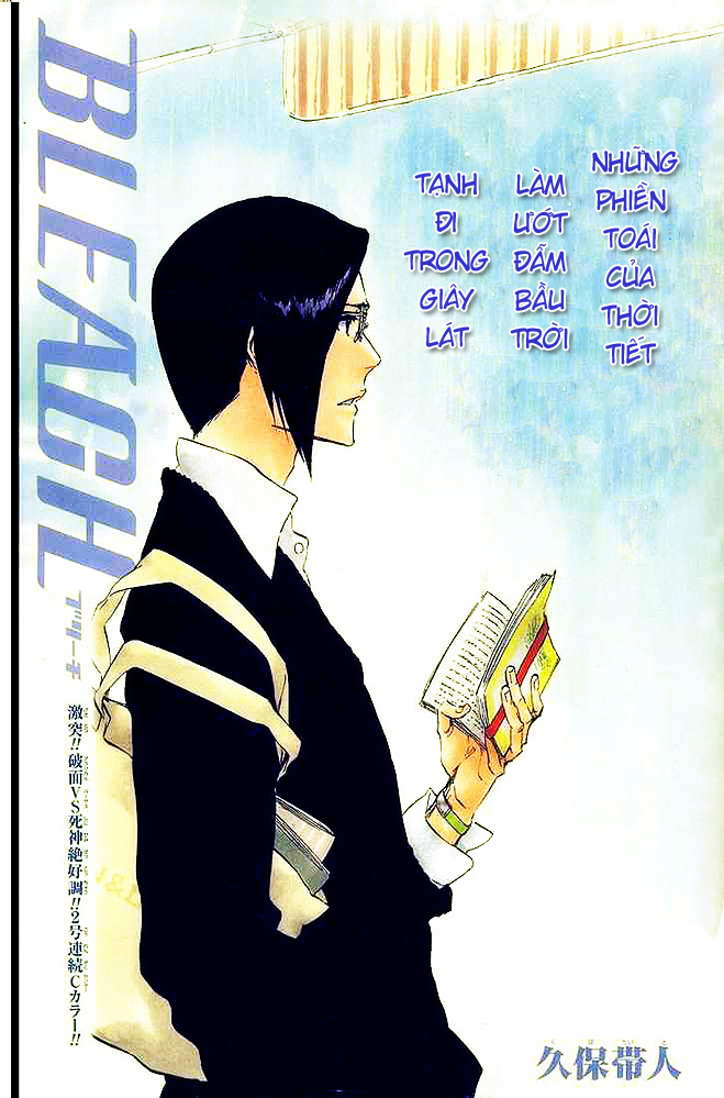 Bleach chapter 364 trang 1