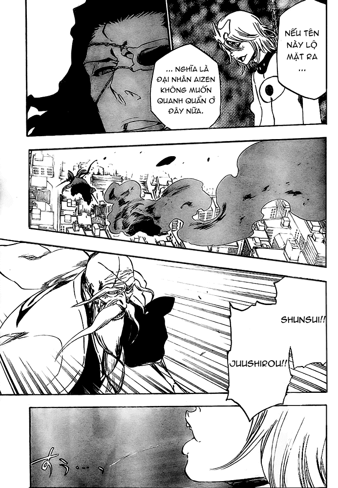 Bleach chapter 364 trang 8