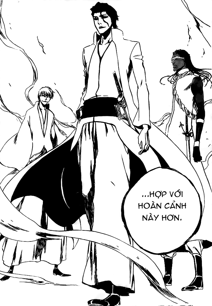 Bleach chapter 364 trang 14
