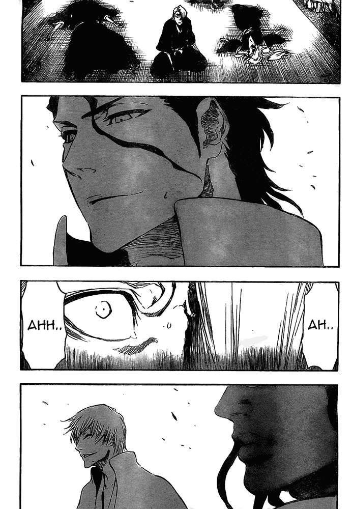 Bleach chapter 364 trang 15