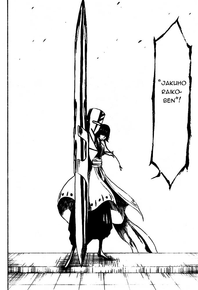 Bleach chapter 360 trang 14