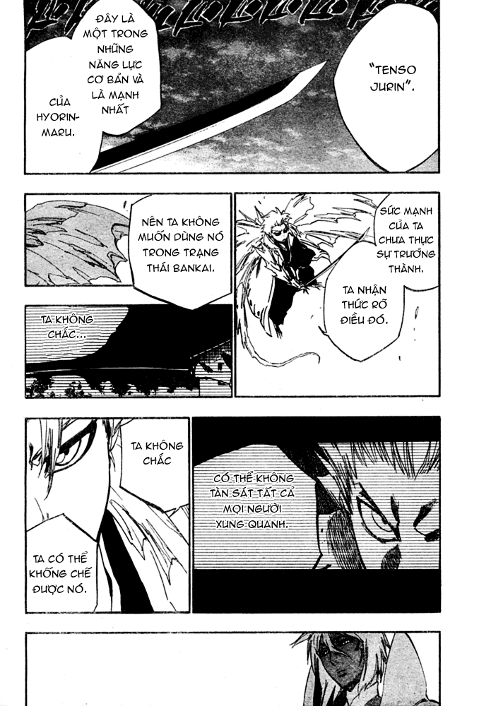 Bleach chapter 359 trang 5