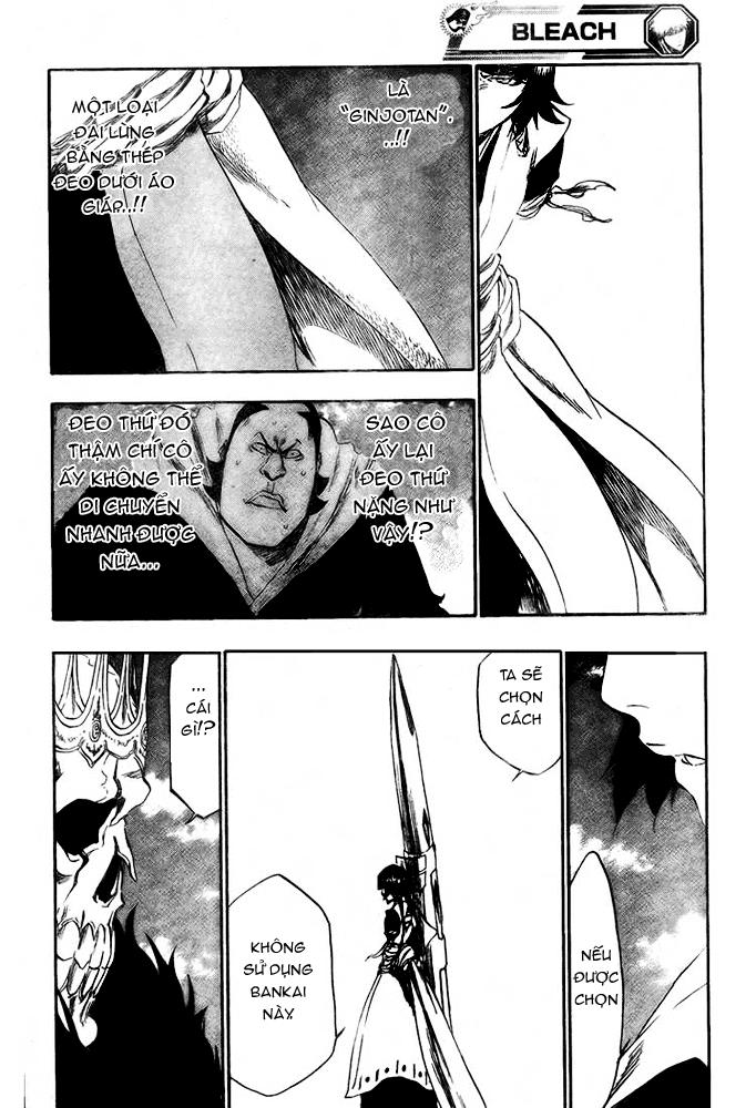 Bleach chapter 360 trang 16