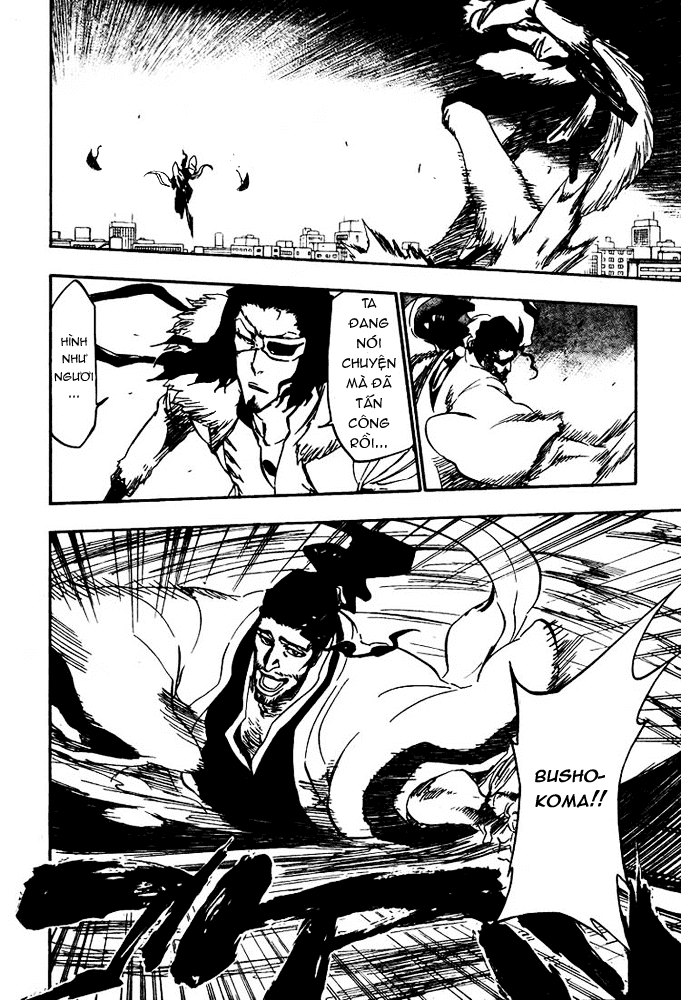 Bleach chapter 362 trang 8