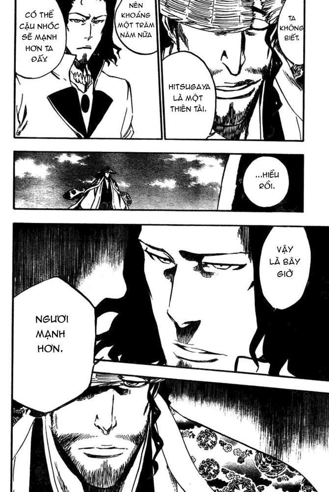 Bleach chapter 361 trang 10
