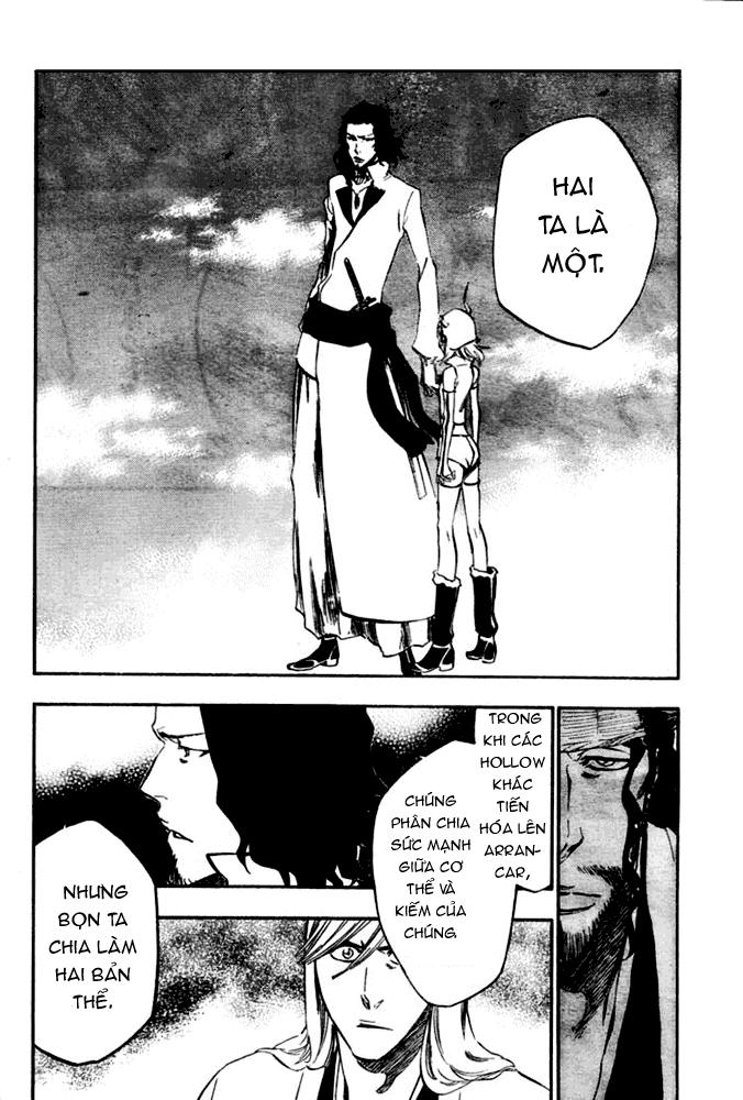 Bleach chapter 361 trang 14