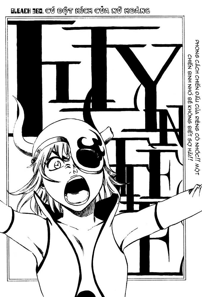 Bleach chapter 360 trang 4
