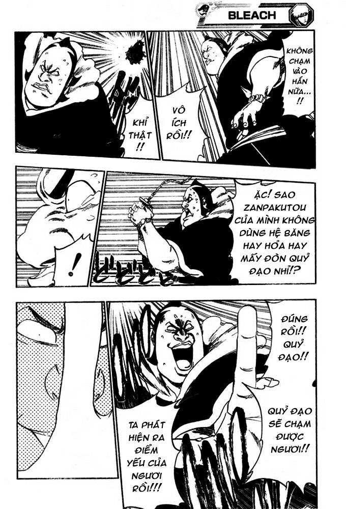 Bleach chapter 360 trang 8
