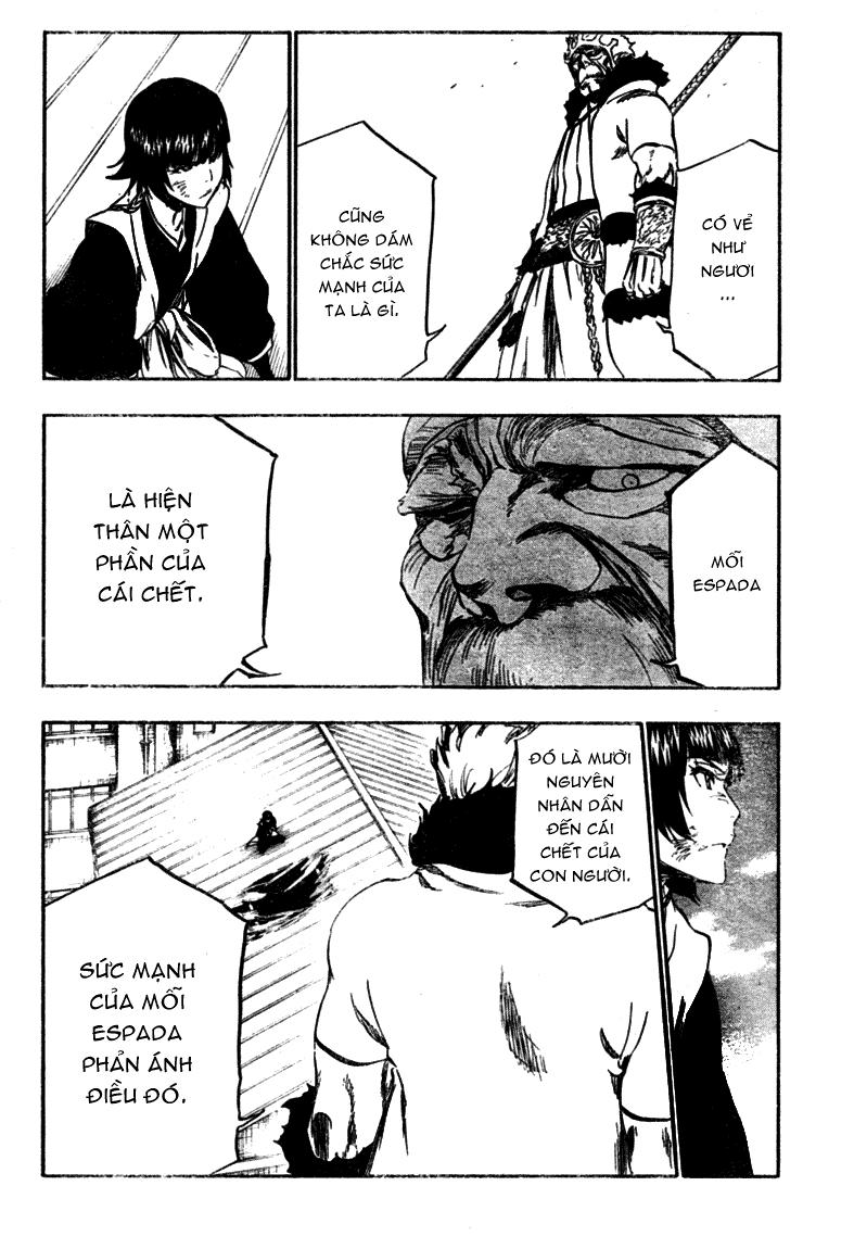 Bleach chapter 356 trang 13