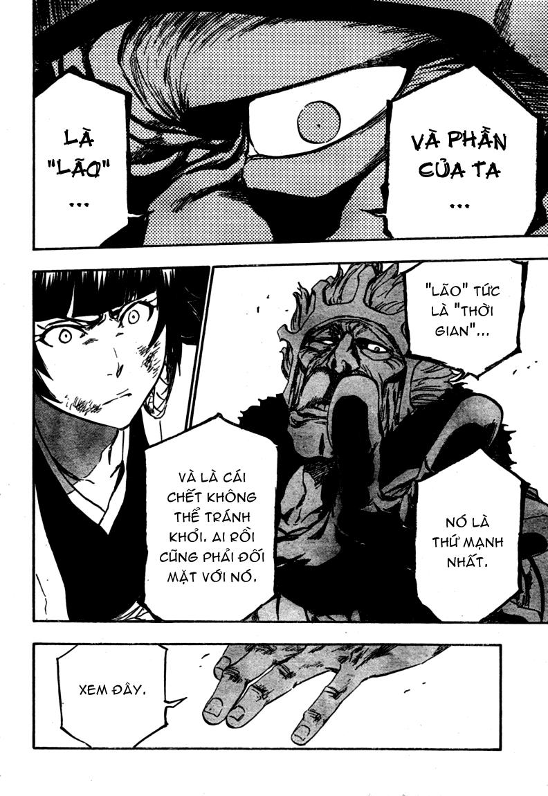 Bleach chapter 356 trang 15