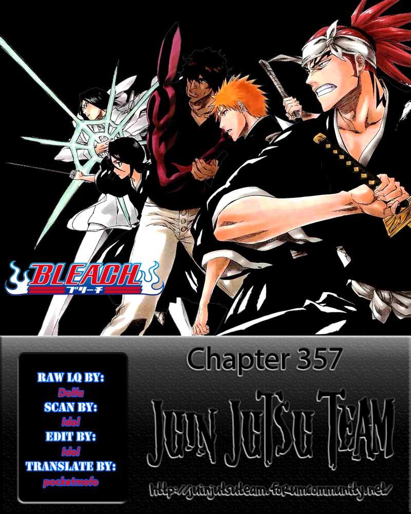 Bleach chapter 357 trang 20
