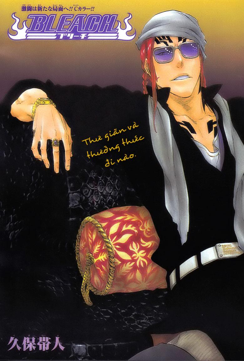 Bleach chapter 356 trang 1
