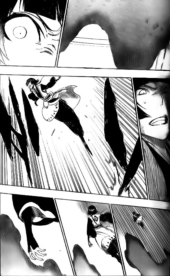 Bleach chapter 357 trang 8