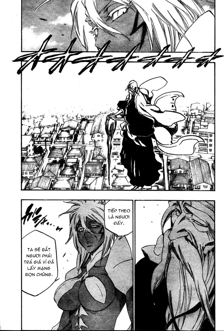 Bleach chapter 356 trang 4