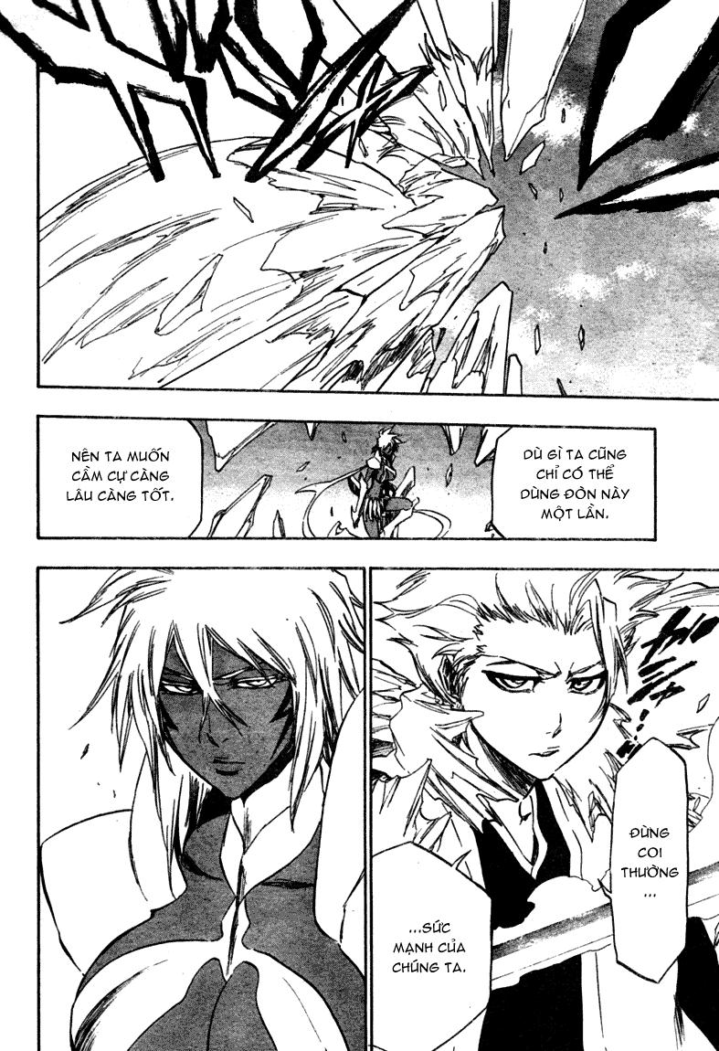 Bleach chapter 356 trang 7
